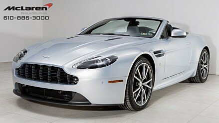 2014 Aston Martin V8 Vantage Roadster for sale 100946156