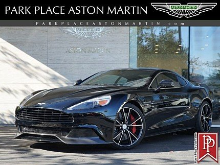 2014 Aston Martin Vanquish Coupe for sale 100898602