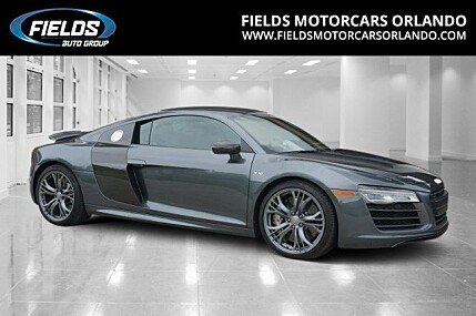 2014 Audi R8 V10 plus Coupe for sale 100794315