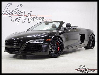 2014 Audi R8 V8 Spyder for sale 100881098