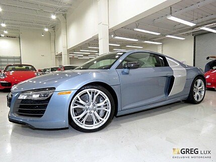 2014 Audi R8 V10 plus Coupe for sale 100914552