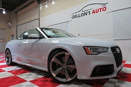 2014 Audi RS5 Cabriolet for sale 101039852