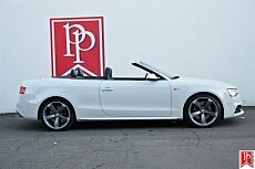 2014 Audi S5 3.0T Premium Plus Cabriolet for sale 100840860