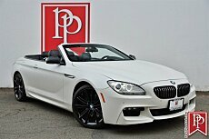 2014 BMW 650i Convertible for sale 100842384