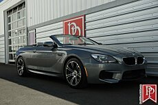 2014 BMW M6 Convertible for sale 100869469
