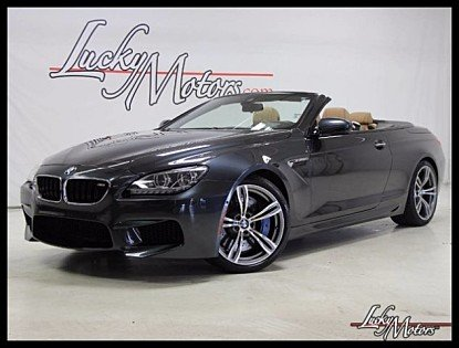 2014 BMW M6 Convertible for sale 100905503