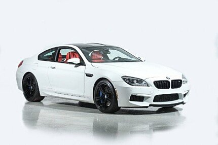 2014 BMW M6 Coupe for sale 100945234