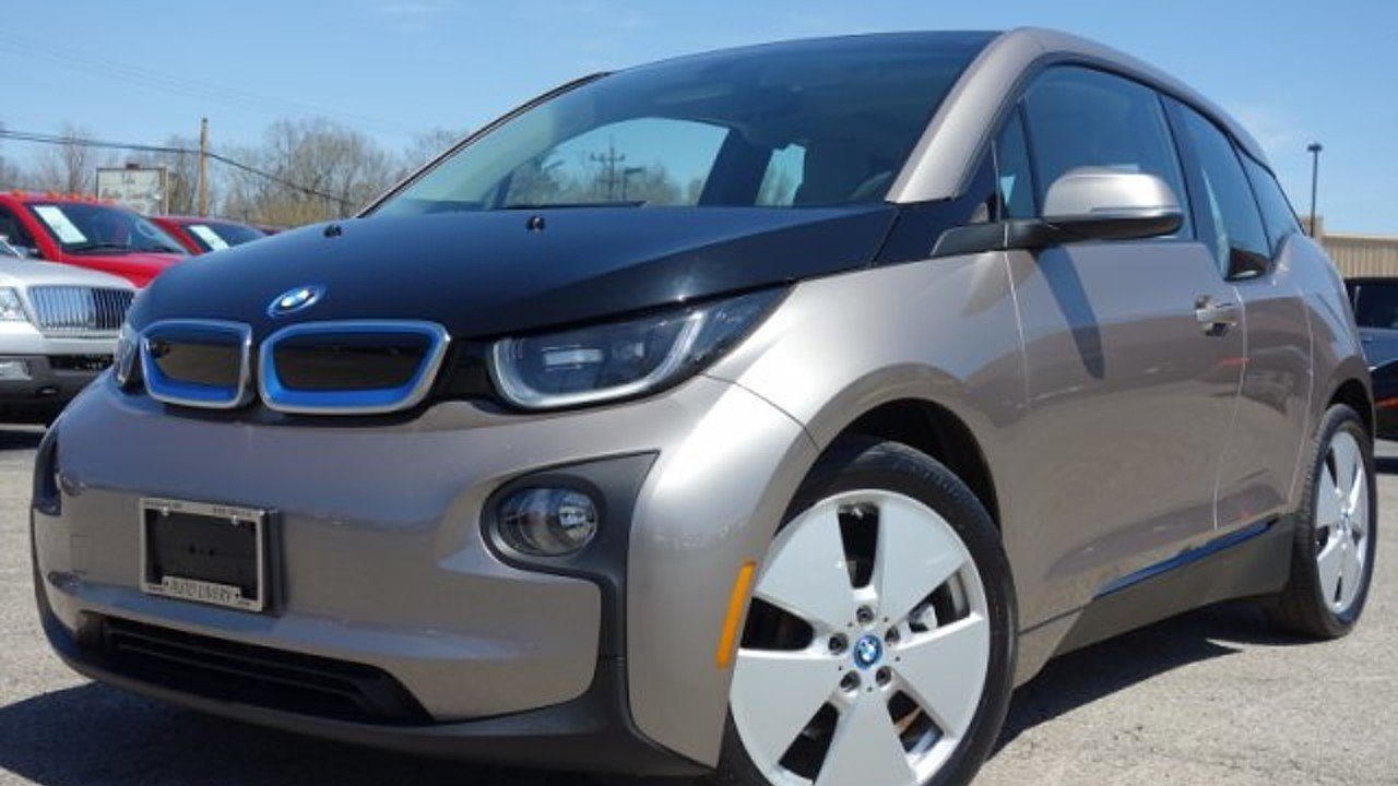 2014 BMW i3 w/ Range Extender for sale 100983263
