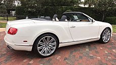 2014 Bentley Continental GTC Speed Convertible for sale 100854859