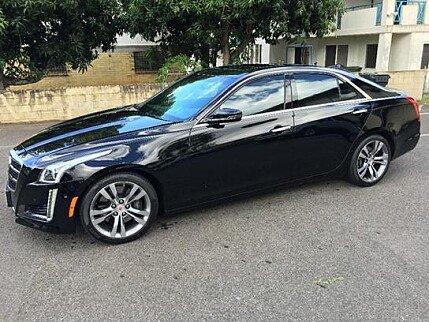 2014 Cadillac CTS V Sedan for sale 100778595