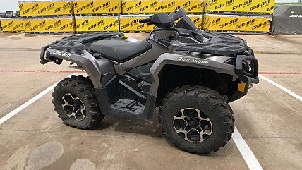 2014 Can-Am Outlander 650 for sale 200614504