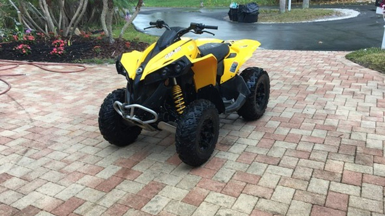2014 Can-Am Renegade 1000 for sale 200585417