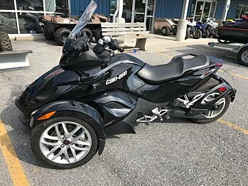2014 Can-Am Spyder RS for sale 200482004