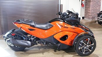 2014 Can-Am Spyder RS-S for sale 200559556