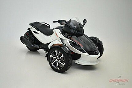 2014 Can-Am Spyder RS-S Motorcycles for Sale - Motorcycles on Autotrader