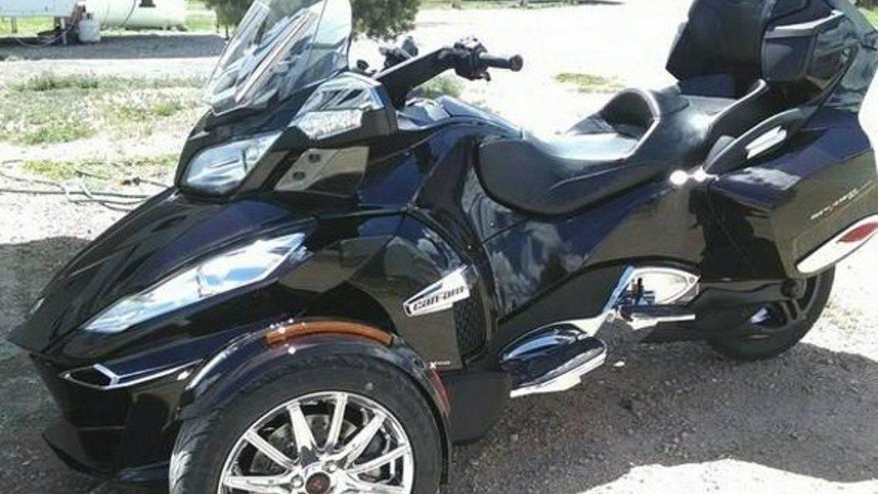 2014 Can-Am Spyder RT for sale 200474158