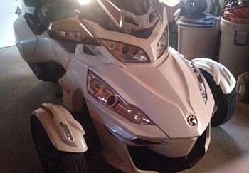 2014 Can-Am Spyder RT-S for sale 200437797