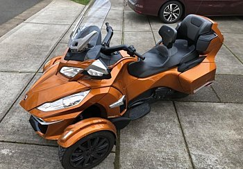 2014 Can-Am Spyder RT-S for sale 200550879