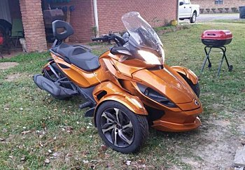 2014 Can-Am Spyder ST for sale 200417075