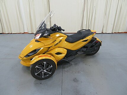 2014 Can-Am Spyder ST-S for sale 200492715