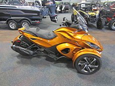 2014 Can-Am Spyder ST-S for sale 200547496