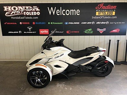 2014 Can-Am Spyder ST-S for sale 200629407