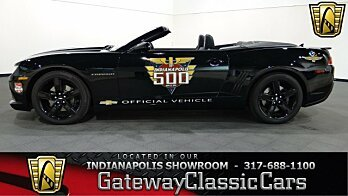 2014 Chevrolet Camaro SS Convertible for sale 100832213