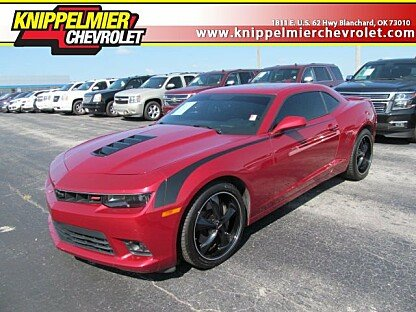 2014 Chevrolet Camaro SS Coupe for sale 100832875