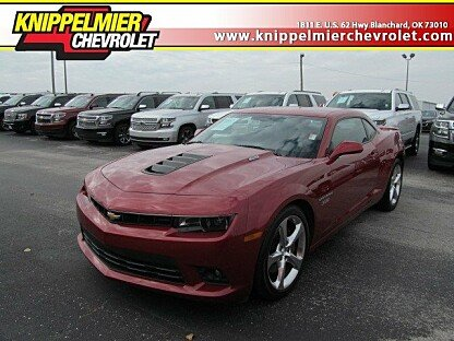 2014 Chevrolet Camaro SS Coupe for sale 100922668