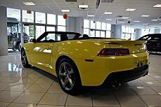 2014 Chevrolet Camaro LT Convertible for sale 100929103