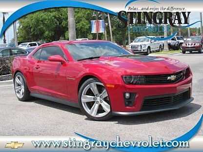 2014 Chevrolet Camaro ZL1 Coupe for sale 100979961