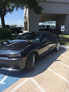 2014 Chevrolet Camaro SS Coupe for sale 100985912
