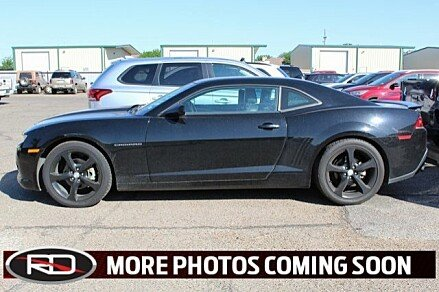 2014 Chevrolet Camaro LT Coupe for sale 100990325
