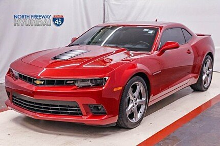 2014 Chevrolet Camaro SS Coupe for sale 100992257