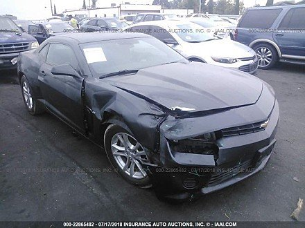 2014 Chevrolet Camaro LS Coupe for sale 101015082