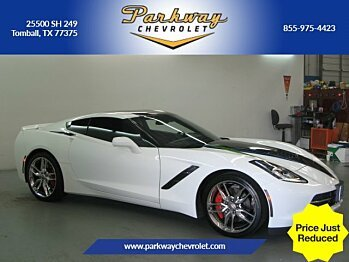 2014 Chevrolet Corvette Coupe for sale 100984407