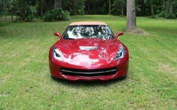 2014 Chevrolet Corvette Convertible for sale 100766187