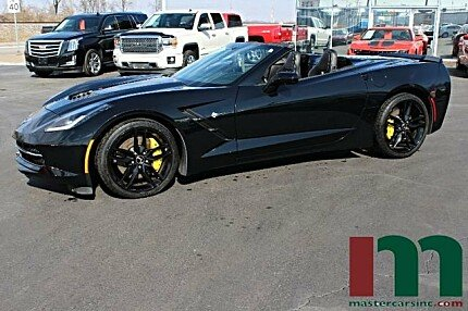 2014 Chevrolet Corvette Convertible for sale 100923353