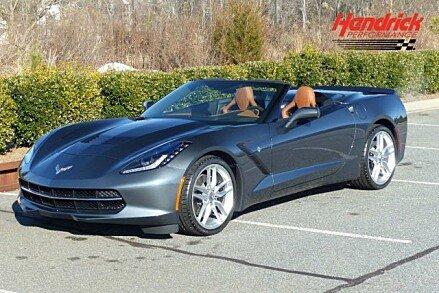 2014 Chevrolet Corvette Convertible for sale 101023993