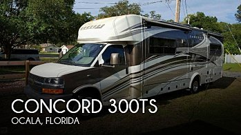 2014 Coachmen Concord for sale 300106140