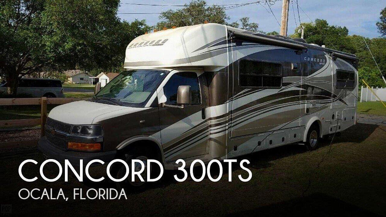 2014 Coachmen Concord for sale 300106140