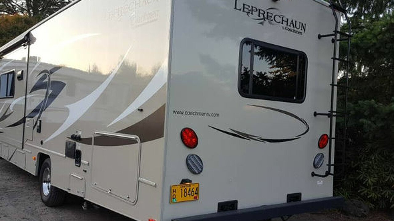 2014 Coachmen Leprechaun for sale 300145400