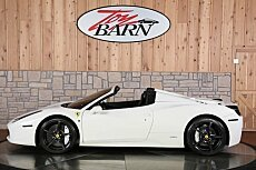 2014 Ferrari 458 Italia Spider for sale 100797233
