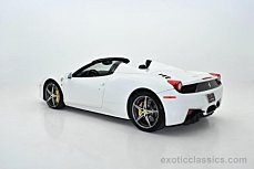 2014 Ferrari 458 Italia Spider for sale 100864085
