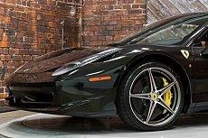 2014 Ferrari 458 Italia Coupe for sale 100872584