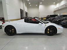 2014 Ferrari 458 Italia Spider for sale 100904670