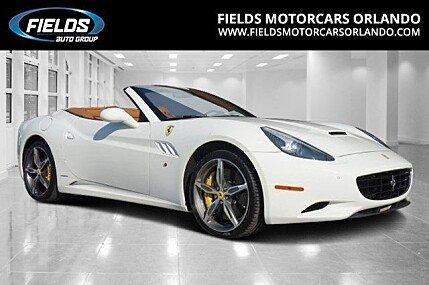 2014 Ferrari California for sale 100818852