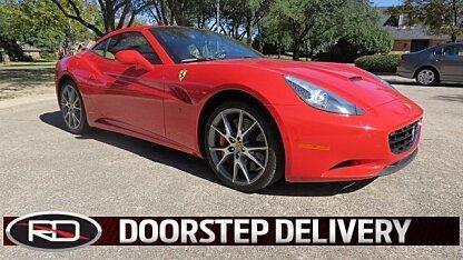 2014 Ferrari California for sale 100856503