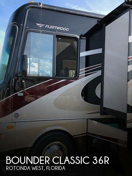 2014 Fleetwood Bounder for sale 300153549
