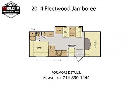 2014 Fleetwood Jamboree for sale 300161063